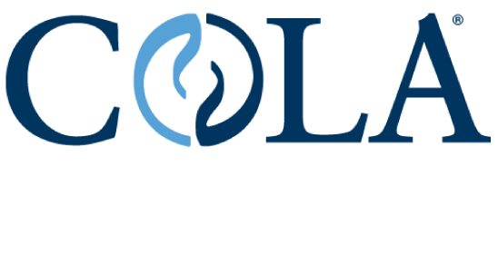 Cola Accredited Lab