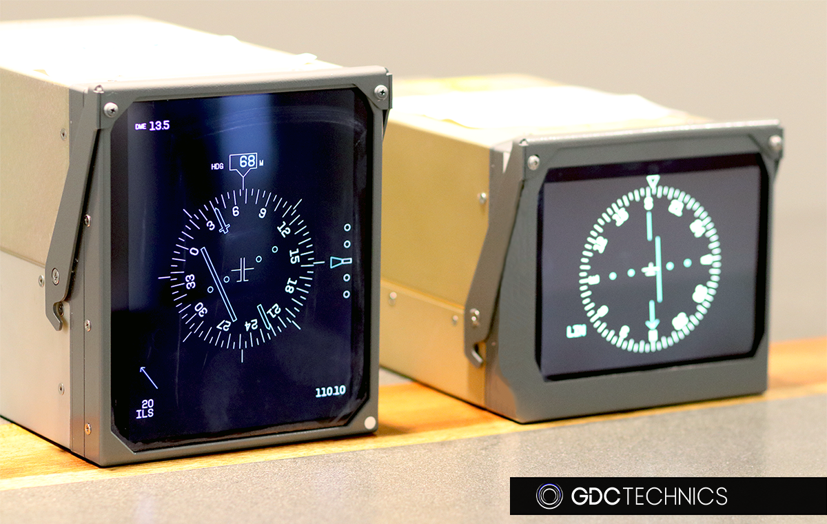 GDC TECHNICS TO BEGIN OFFERING TFD-7000 SERIES FLIGHT DISPLAYS FOR INSTALLATION ON AIRCRAFT