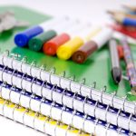 Keeping your school supplies organized