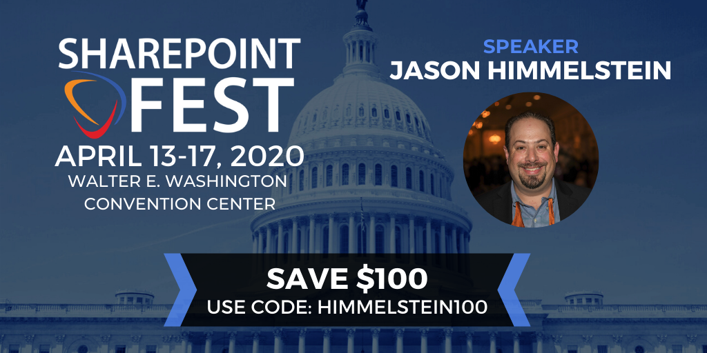 Save $100 on your SPFest DC registration!
