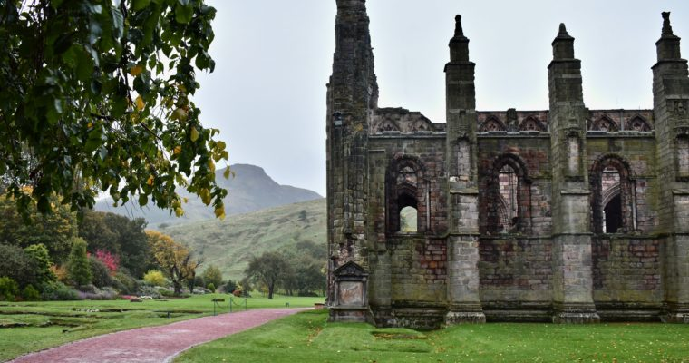 Edinburgh, castles and shortbread!