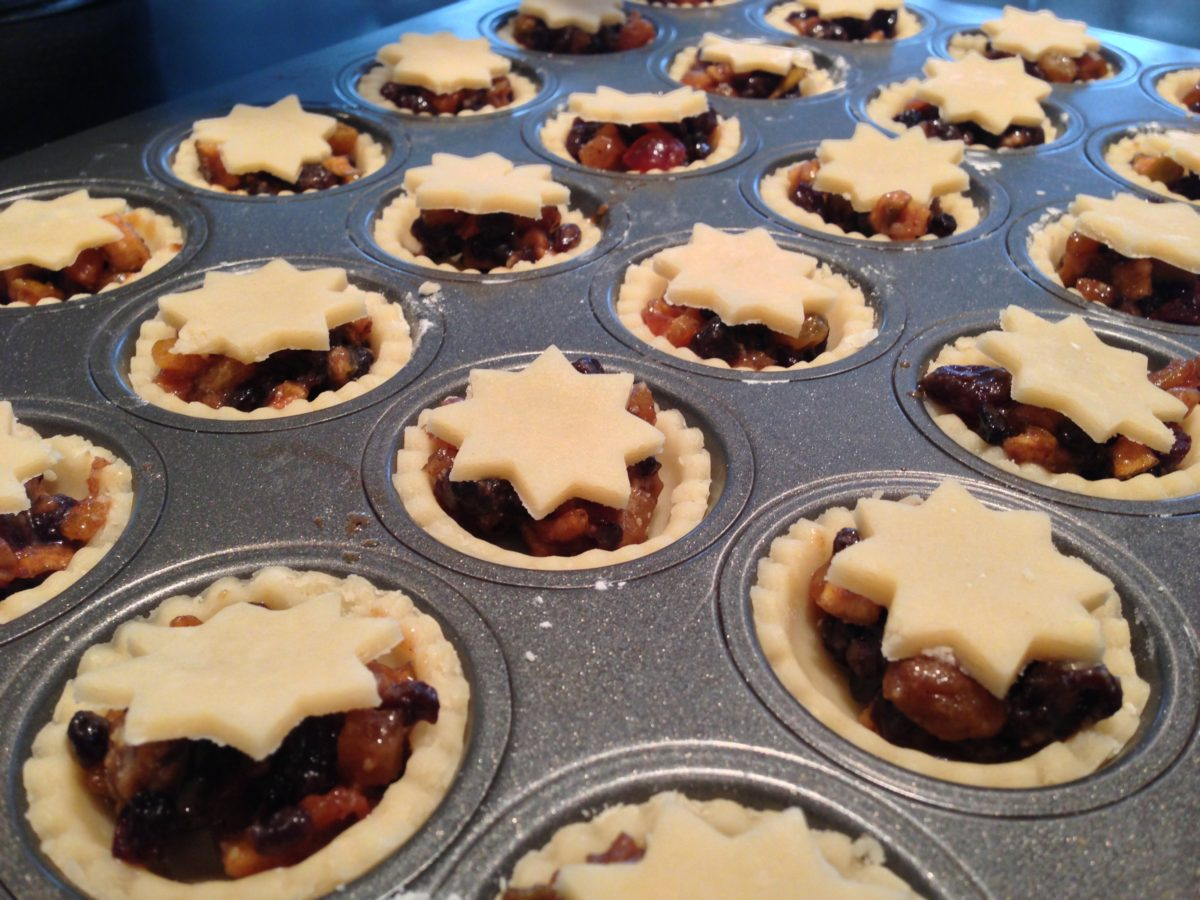 Christmas Afternoon Tea at the Darien Community Association