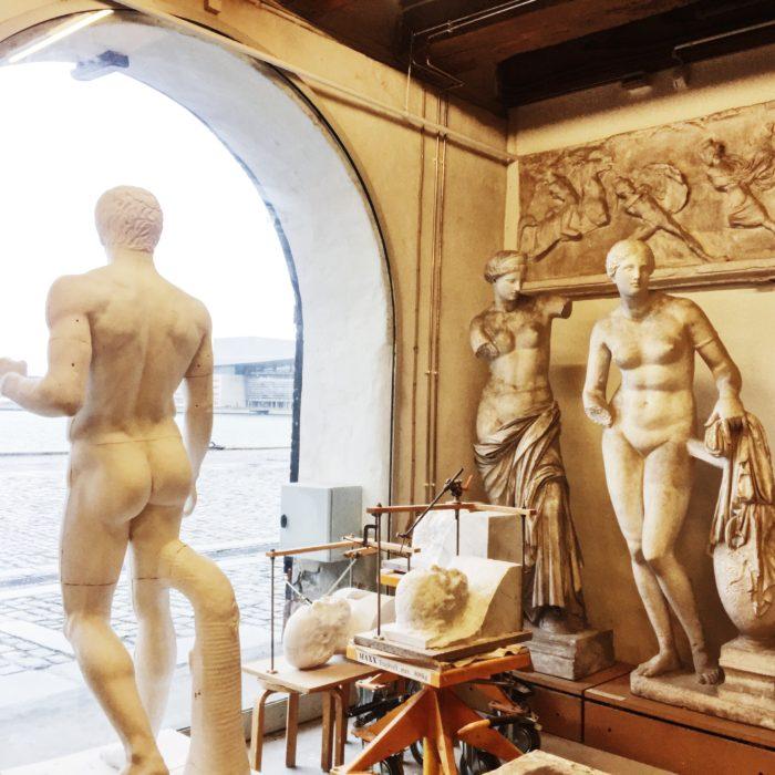 Royal cast museum, Copenhagen