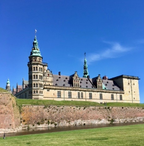 Kronborg Castle Picture by Sunny Heyran