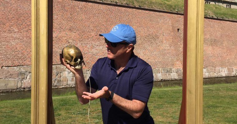 Kronborg aka Hamlet's Castle!
