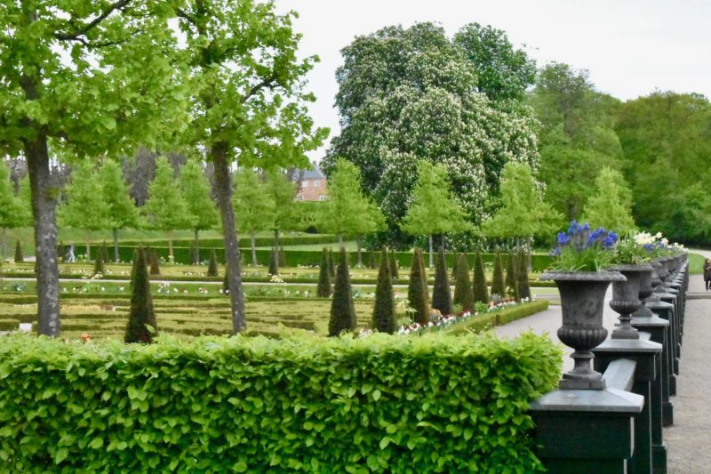 Baroque Gardens at Frederiksborg