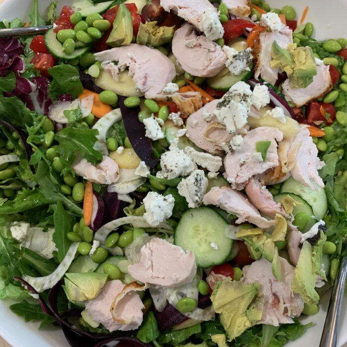Hayvn Signature Salad