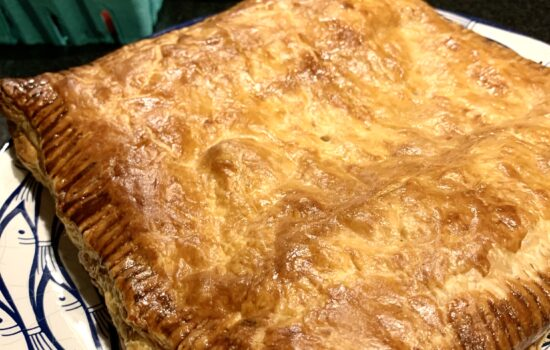 Perfect Picnic Food introducing the Sound Flat Ham Pie