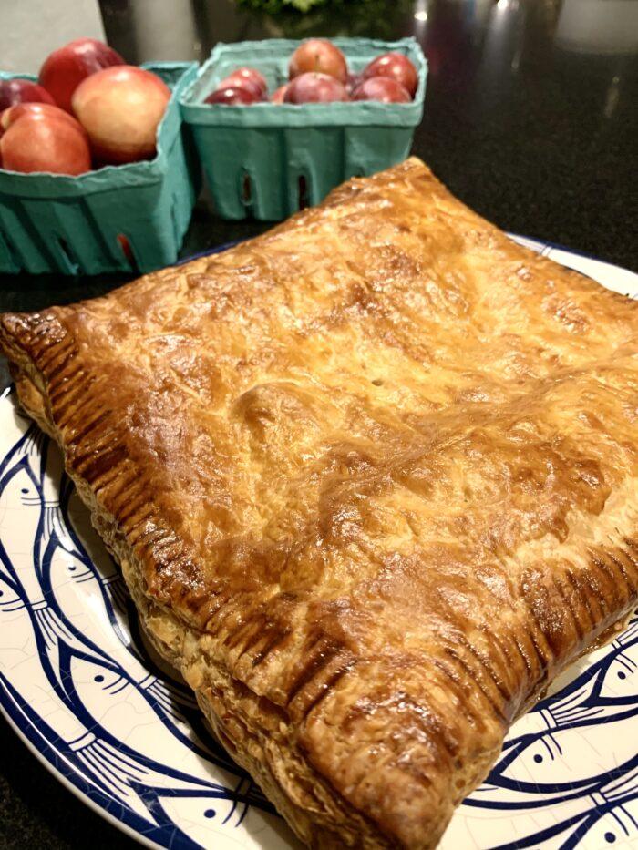 Sound Flat Ham Pie