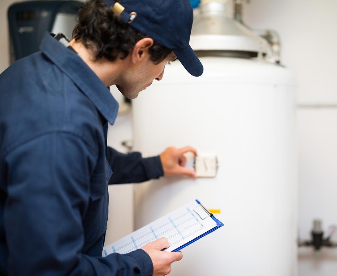 Honest plumber, expert, hot water heater