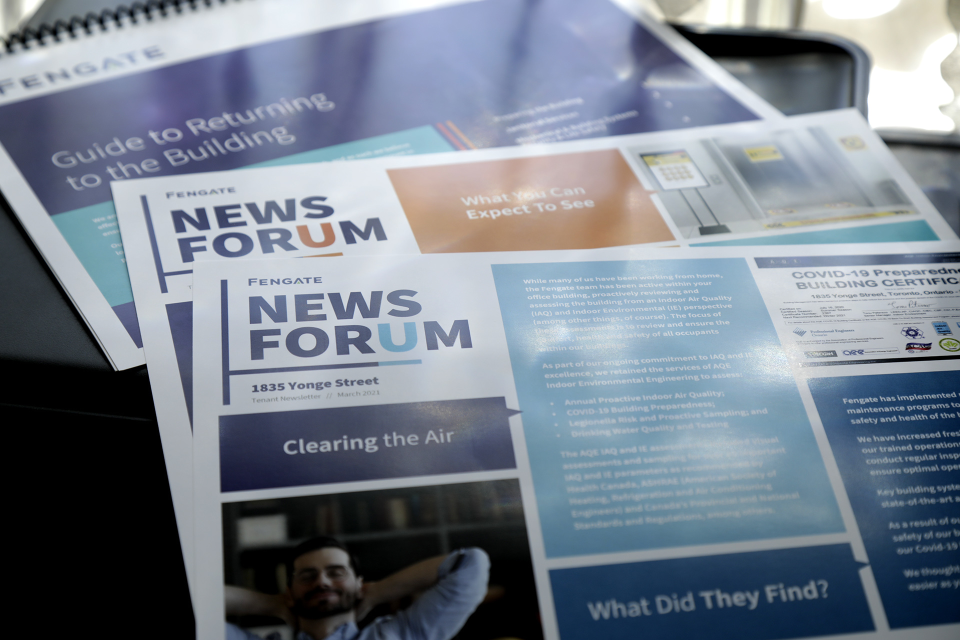 Fengate :: News Forum