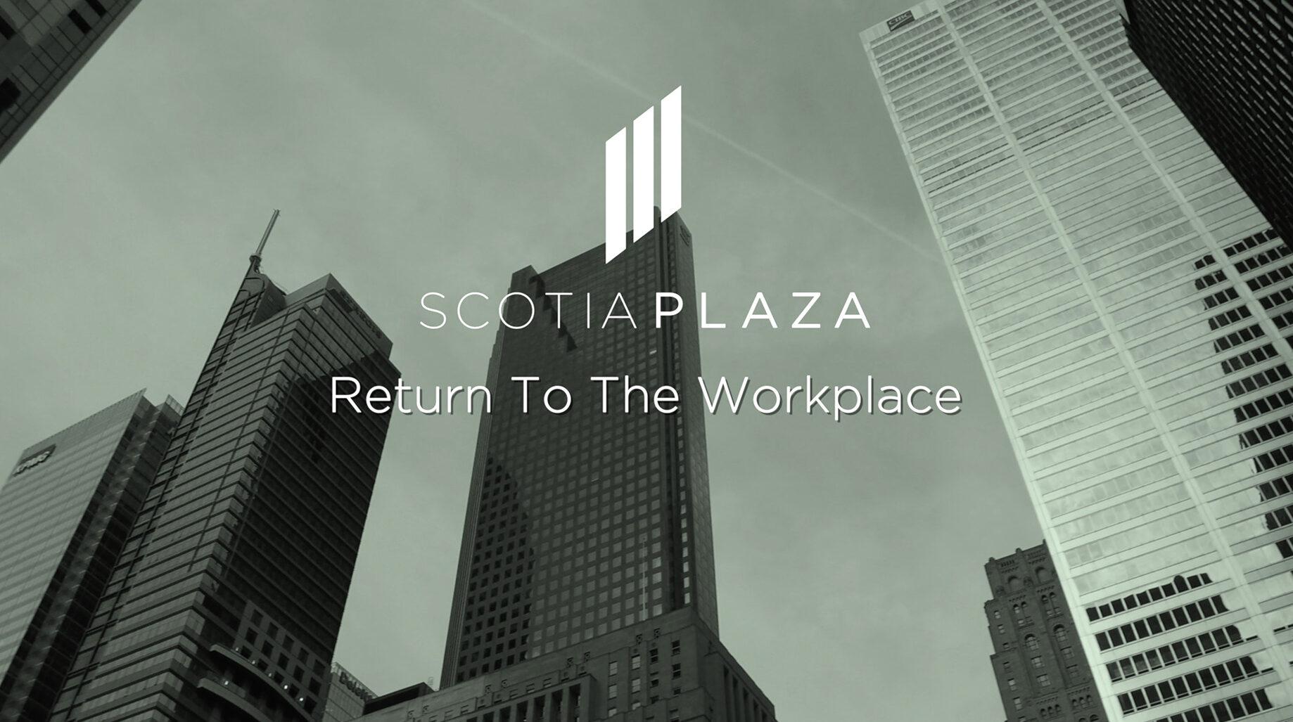 Scotia Plaza Return To Work Video