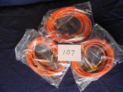 ST-SC Fiber Optic Duplex