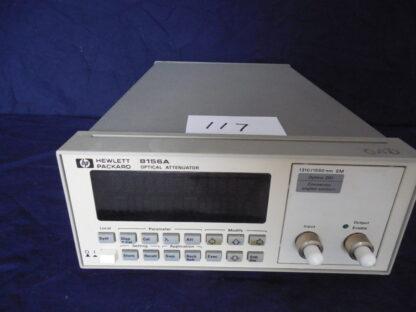 HP8156A Optic Attenuator