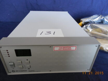 JDSU SB Series Fiber Optic Switch
