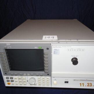 HP70952B Optical Spectrum Analyzer