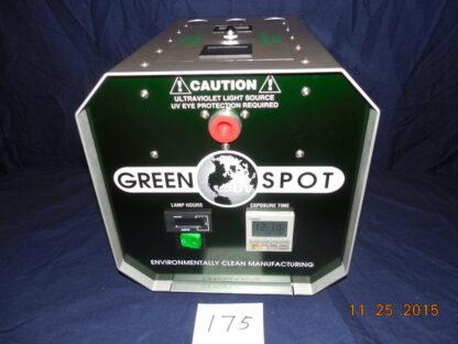 Green Spot UV Light Source