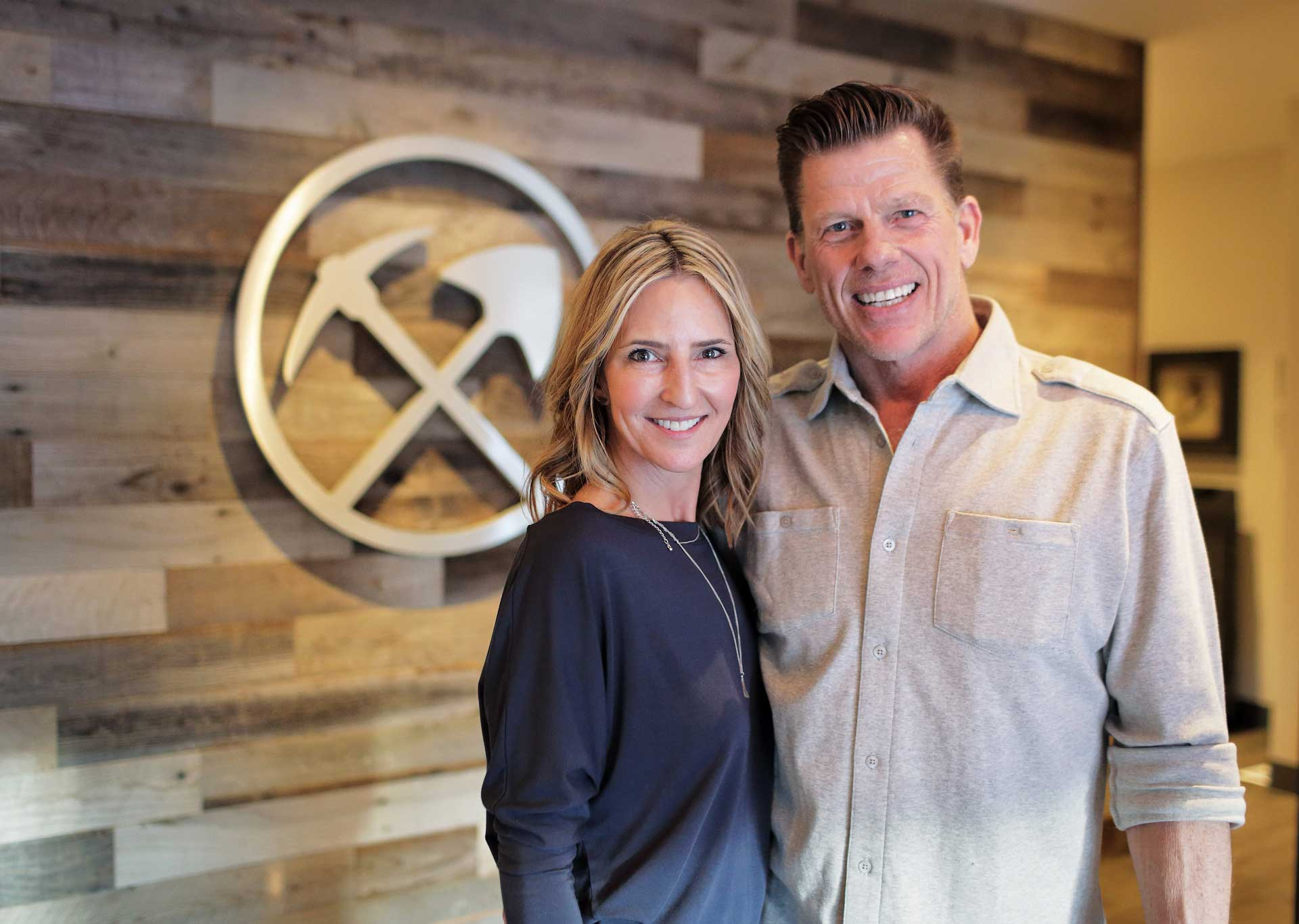 The Prospect Executive Suites - Kelly Pfaff and David James