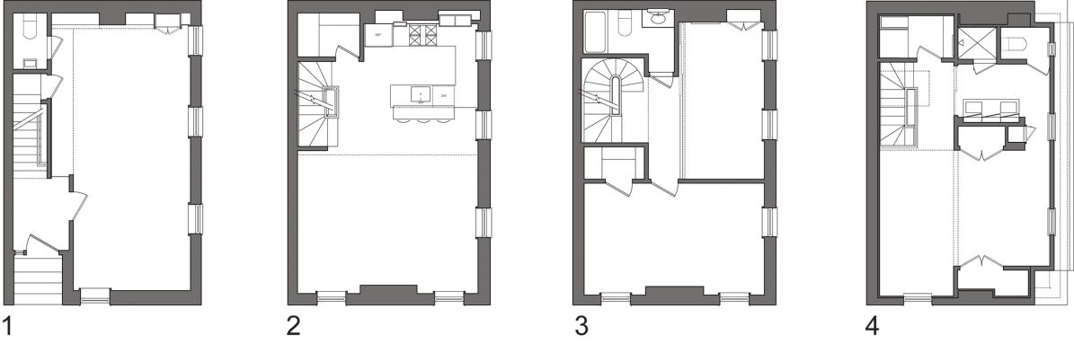 Rutland Floor Plans