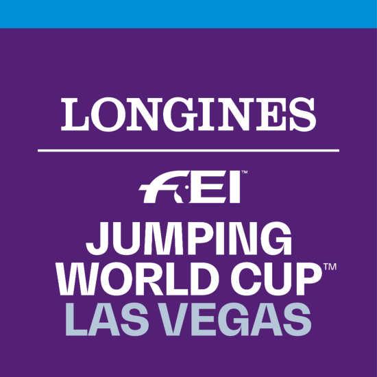 Logo World Cup Jumping Las Vegas