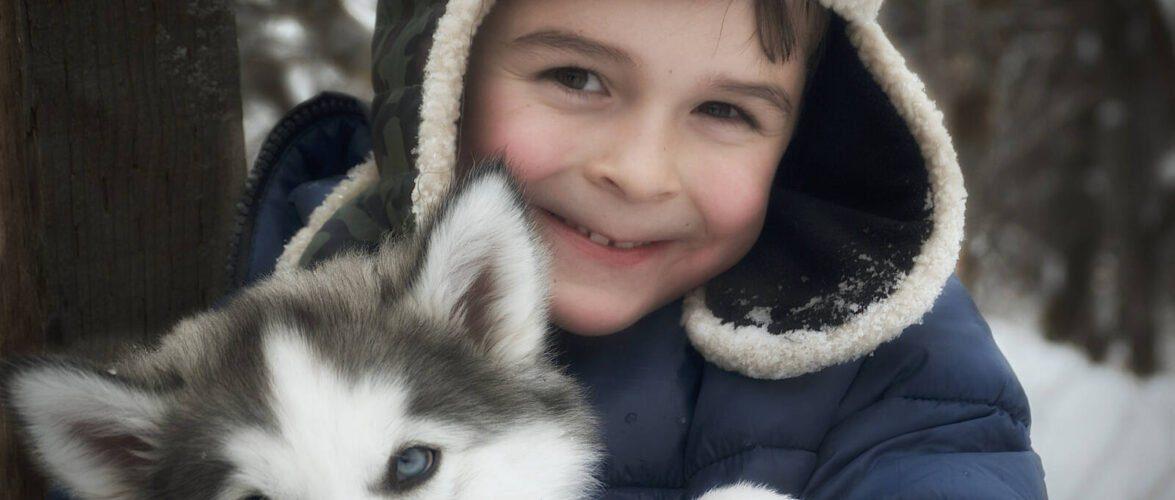 Como manter nossos filhos ativos e ocupados durante o inverno