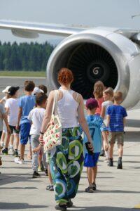 Viajando com filhos no Canadá