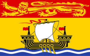 A história de New Brunswick