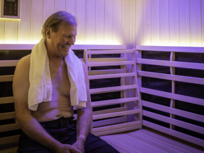 INFRARED SAUNA FOR FATHER'S DAY