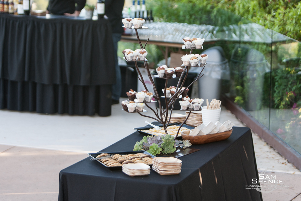 50th Birthday Surprise Party – private residence in La Jolla