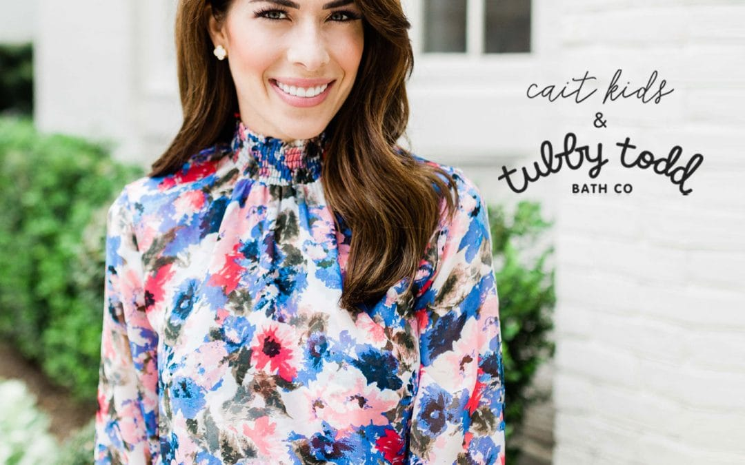 Tubby Todd x Cait Kids: Sweet Darling Collaboration
