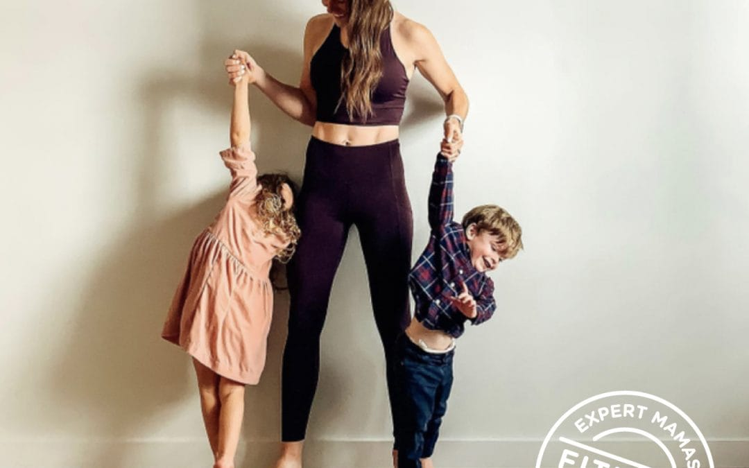 Expert Mama: Good for the Swole Shares an Easy Workout for Postpartum Core Recovery