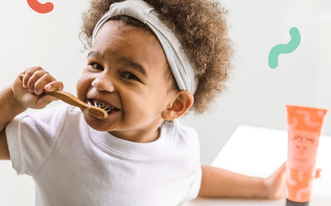 Tubby Todd Toothpaste: Tips for Fun Brushing