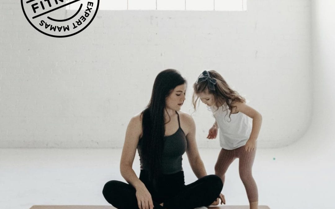 Expert Mama: Good for the Swole Shares a Full-body Indoor Workout