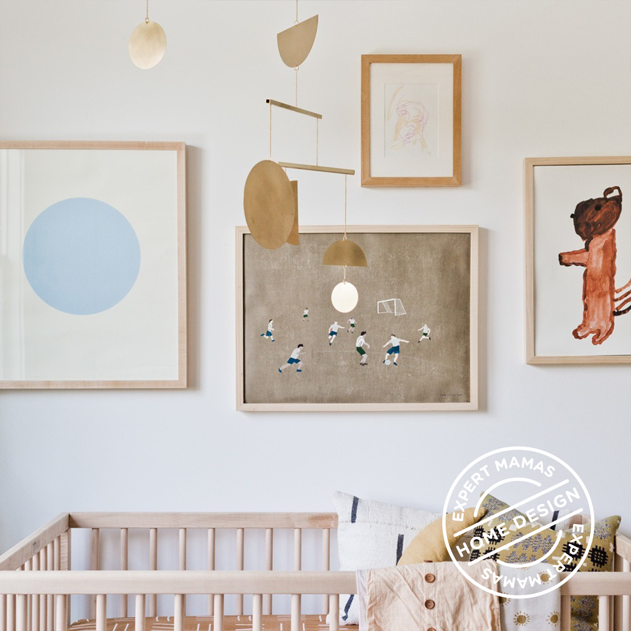 Paper and Stitch Shares Secrets for Hanging the Perfect Gallery Wall