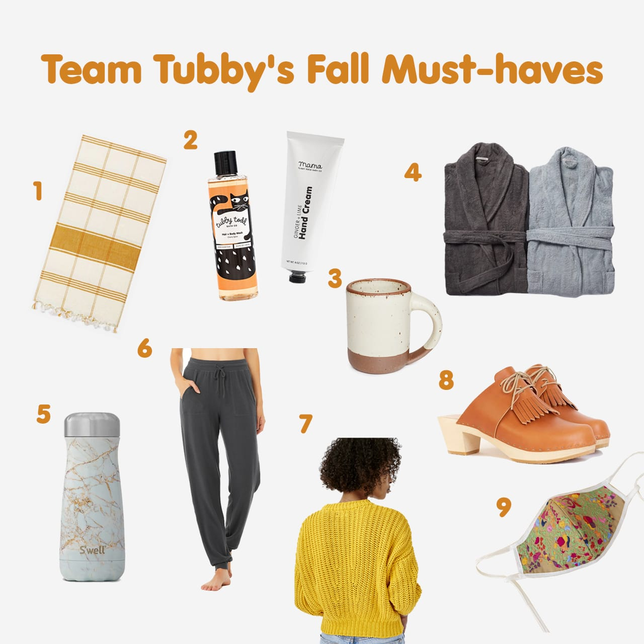 Mama Style Must-haves for Fall