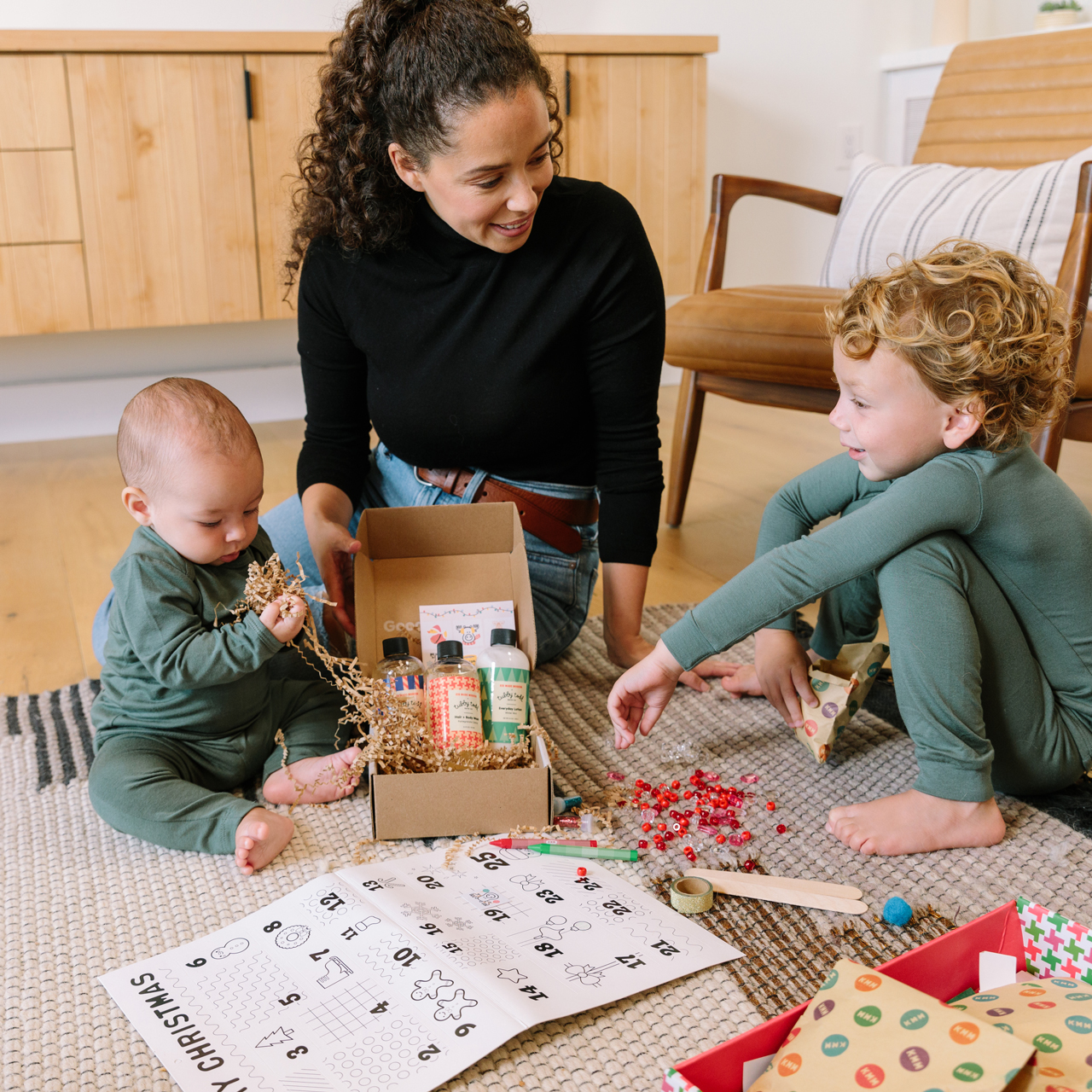 Our Favorite Holiday Advent Rituals