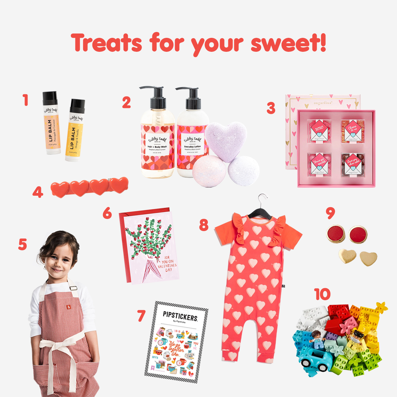 Valentine Treats for Your Sweet