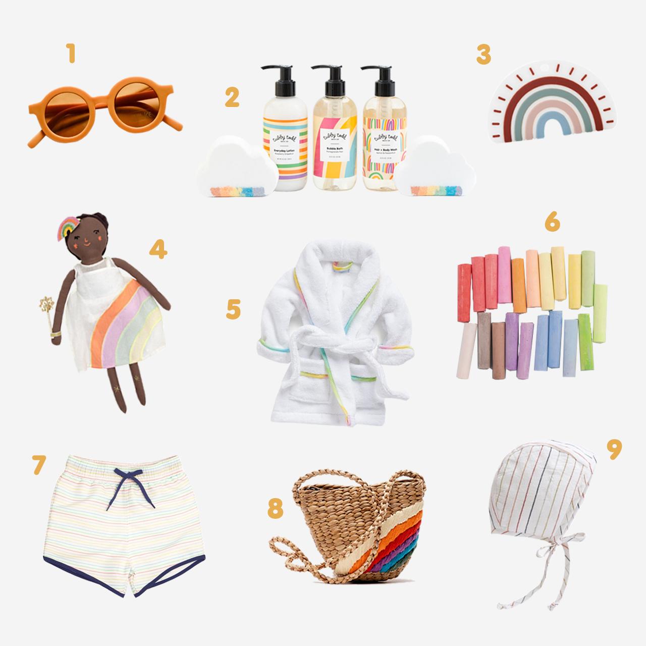 9 Favorite Easter Basket Goodies