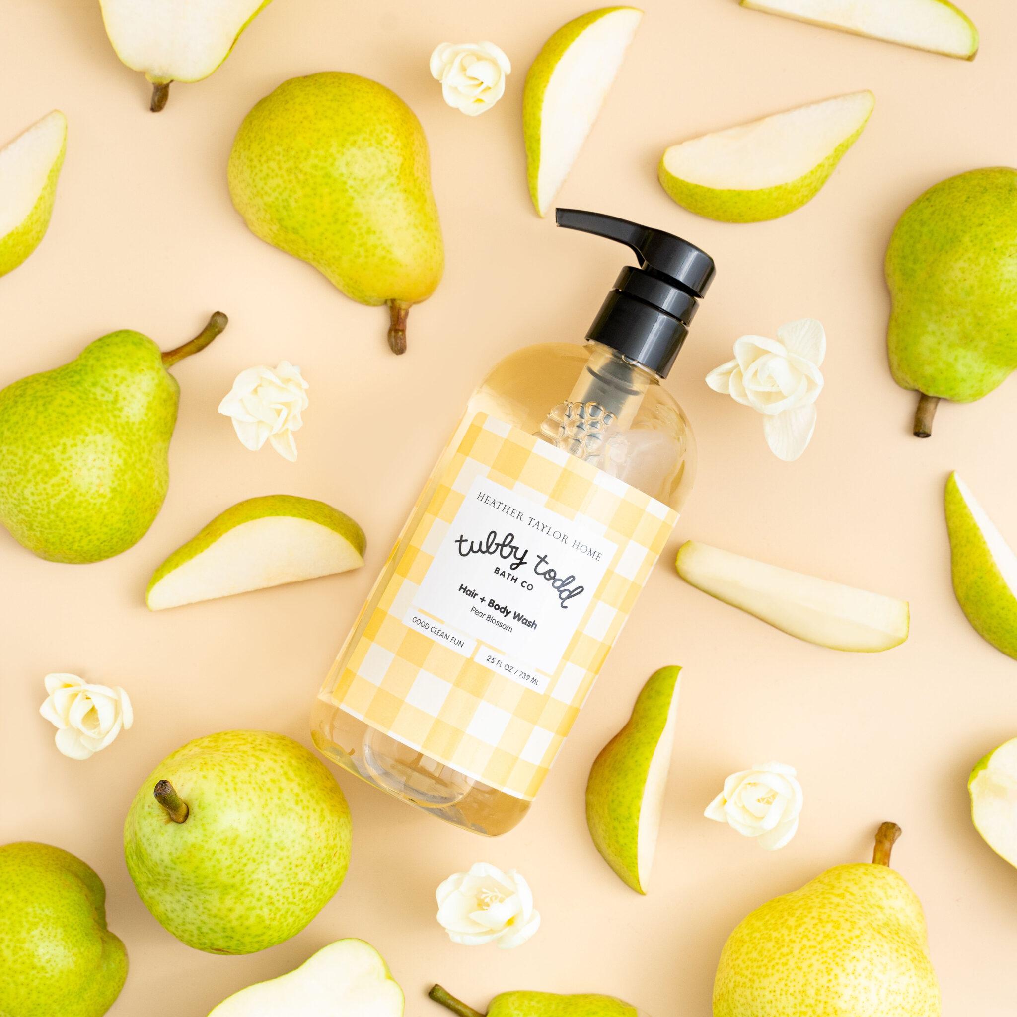 Pear Blossom Hair + Body Wash