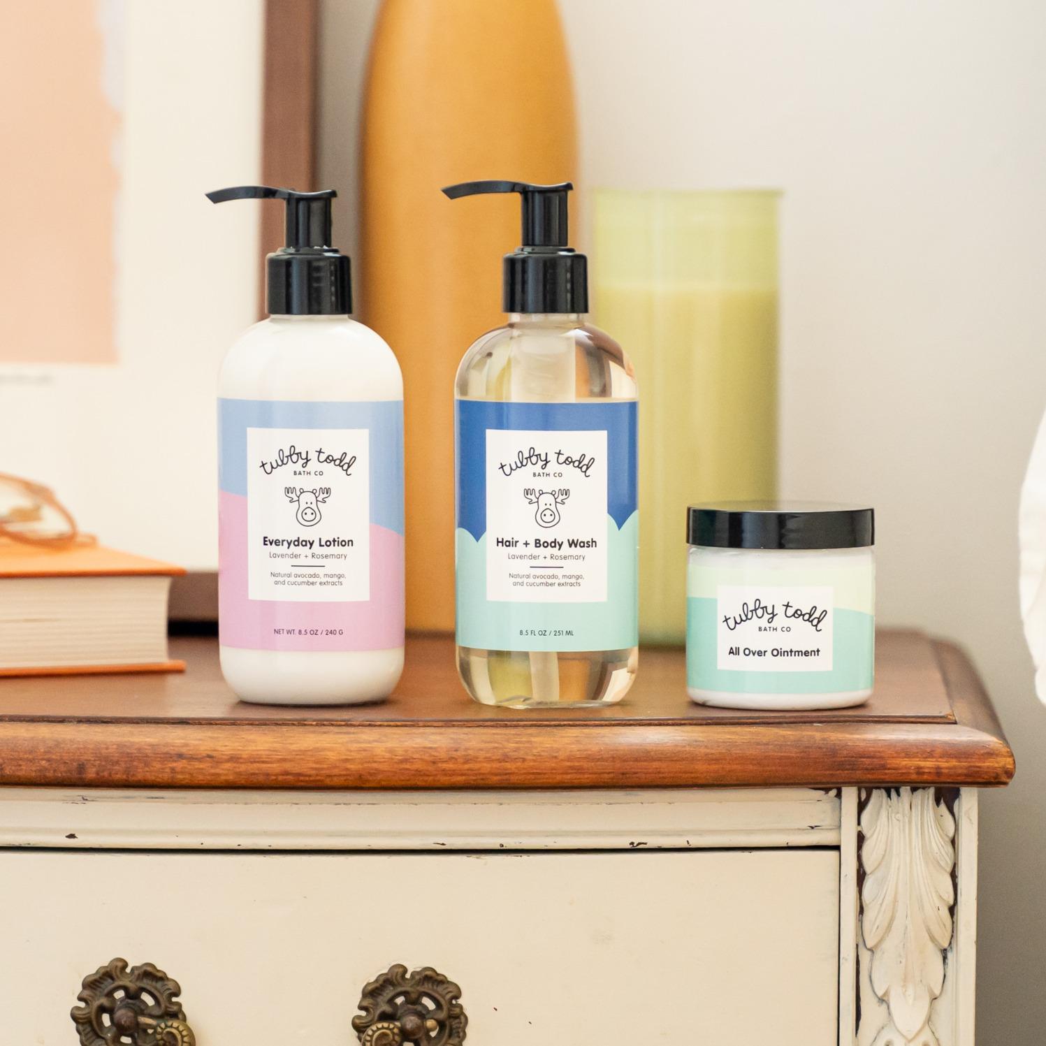 The Regulars Bundle: 3-step Solution to Sensitive Skin