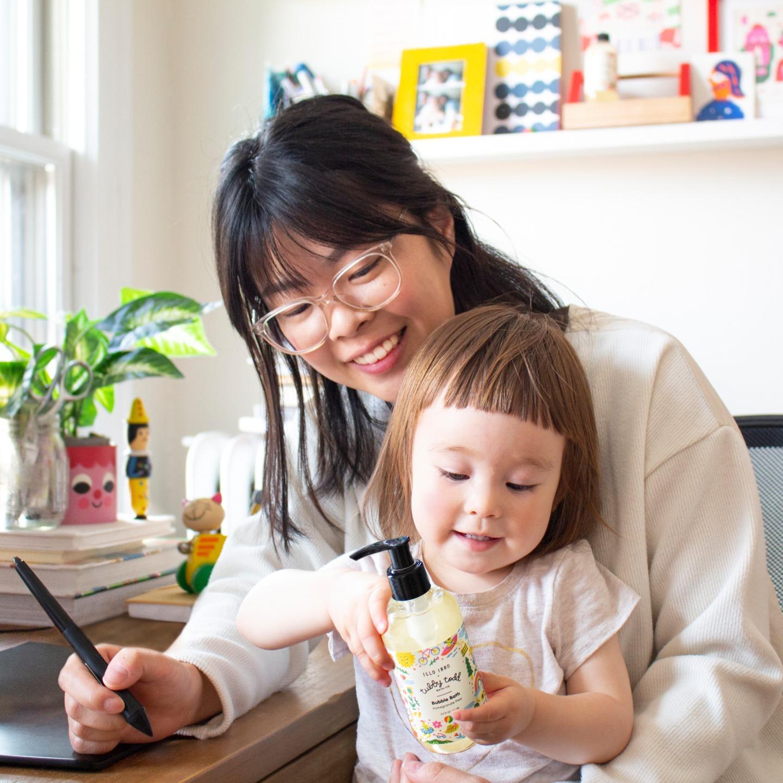 TT x Asahi Nagata: Art, Culture and Mamahood