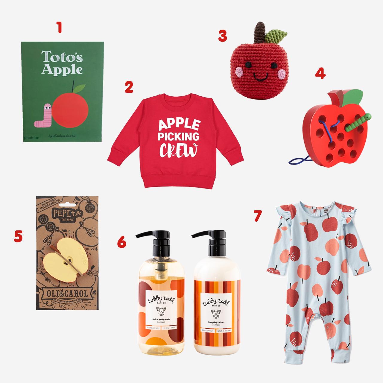 7 Favorite Sweet Apple Treats for Fall