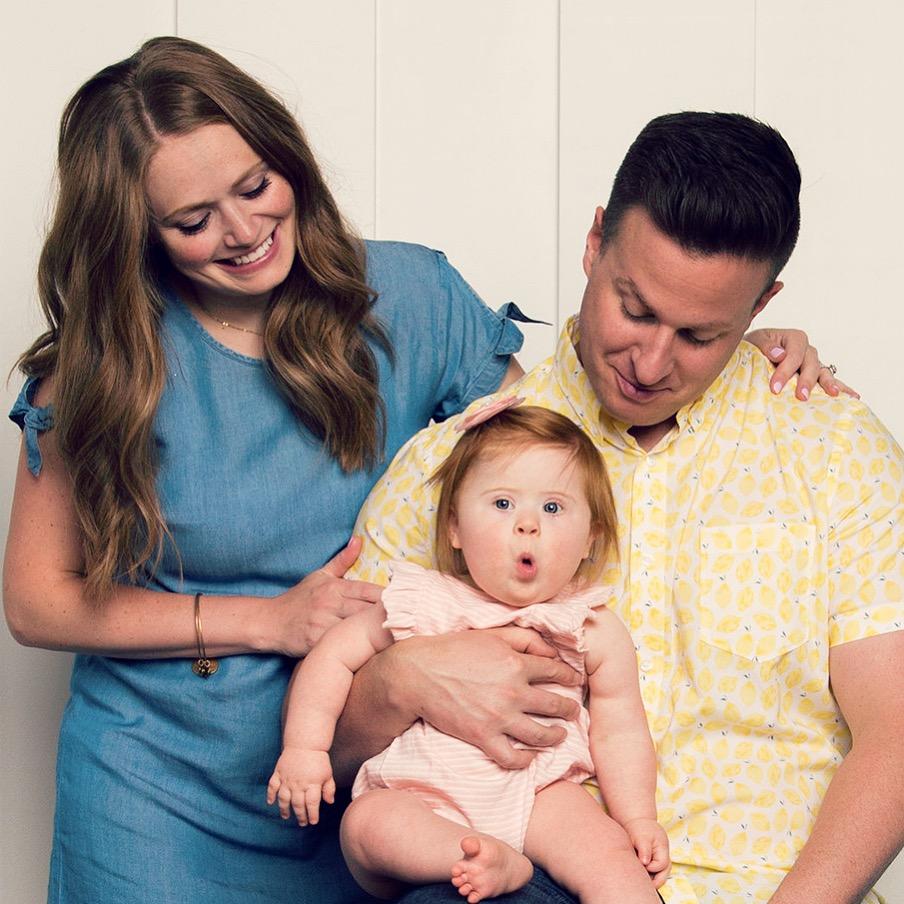 Sarah O. and family