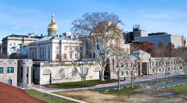 Trenton New Jersey Buildings