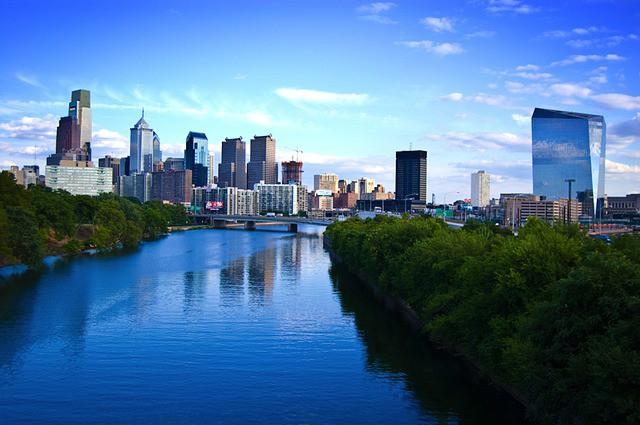 philadelphia city line