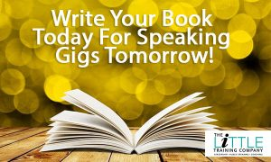 Easy-Peasy Book Writing: 3 Ideas You Can Use to Write Your Book Today For Speaking Gigs Tomorrow!