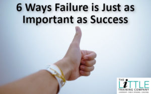 6 Ways Failure is Just as Important as Success