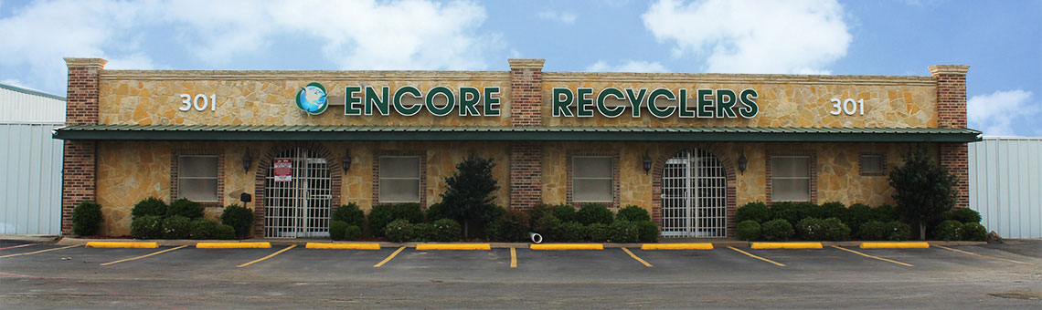 Encore Recyclers Location - Garland, TX