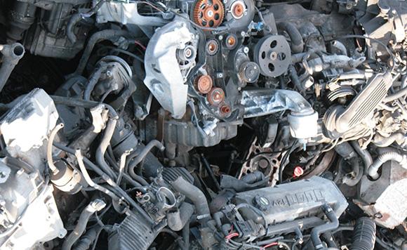 Car Parts Recycling - Scrap Metal - Dallas, TX