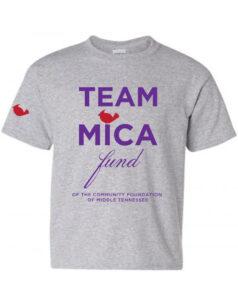 Team Mica T-Shirts